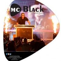 Mc Blck presença confirmada no seu evento
