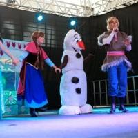 Esquete Teatro Musical Frozen
