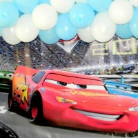 Decoração Infantil Carros Disney