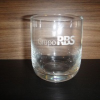 Copo personalizado. Binde para o evento Grupo RBS.
