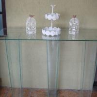 aparador de vidro