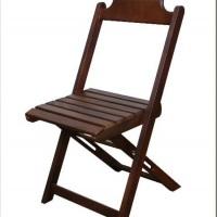 cadeiras de madeira dobravel