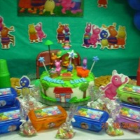 Kit Festa Infantil na Escola