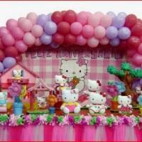 Modelo de Mesa Temática :: Hello Kitty