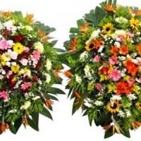 Coroas Fúnebres Aprtir de R$ 180,00