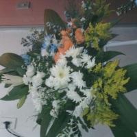 Arranjo Floral evento empresarial