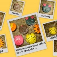 Bichinhos (cupcakes personalizados)