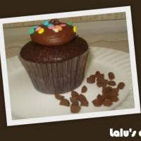 Cupcake love choco