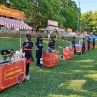 Carrinhos de food-truck