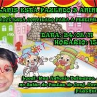 Convite Patati Patata