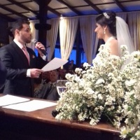 Casamento Marina e Leo na Chácara Chiari