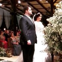 Casamento Paula e Gabriel - Chácara Chiari