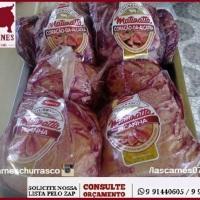 Na Las Carnes nossas carnes são todas a vácuo e maturadas, preservando os nutrientes, sabor e maciez