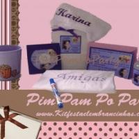 Festa do Pijama-kits personalizados