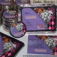 Latinha Mint to be, Marmitas e Convites