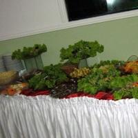 Mesa de salada