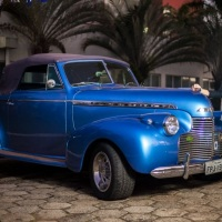 Chevrolet 1940 conversivel