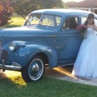 Chevrolet 1940 4 portas impecável!!! Muito charme para um carro só!!!