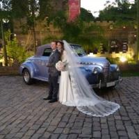 Um carro espetacular conversível linha de luxo da Chevrolet um clássico de 1940 !!!
