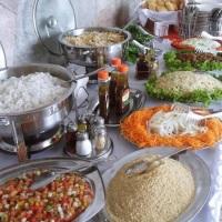 buffet completo jantar com carne apartir de r$58,00 por pessoa sem bebida alcolica buffet completo
