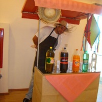 Locação de barraca de bebidas para festas e eventos  foto: evento corporativo