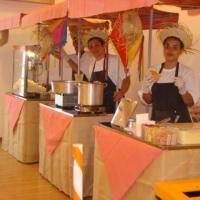 Locação de barracas para festas Juninas foto: evento corporativo / Itaú