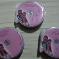 CD E DVD Personalizado