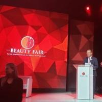 Interpretação simultânea na Conferência Beauty Fair em 2019