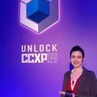 Interpretação simultânea para Libras na CCXP 2019 pela P.I Interpretação simultânea