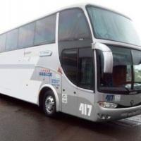 Ônibus Executivo, capacidade para 46 passageiros