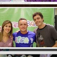 Festa do filho do ator Tiago Rodrigues e Cris Dias