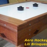Mesa de Aero Hockey(Air Game)