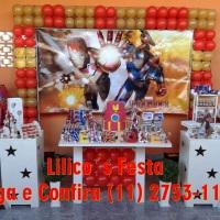 Pacote Provençal c/tema a sua escolha Infantil sai 349,00...........Apenas 349,00!!!