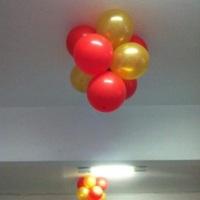 Pingente 9 balões