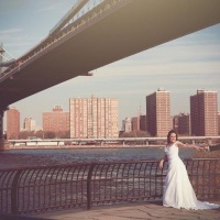 Trash the Dress em NYC / EUA