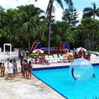 Aluguel de water ball inflável