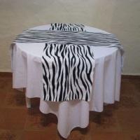 toalhas e caminhos de mesa