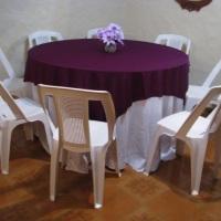 mesa de madeira p/8 lugares