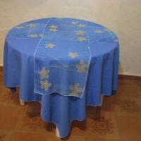 toalha e caminhos de mesa