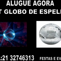kit globo de espelho