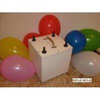 inflador de balões