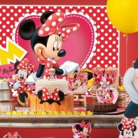 Kit Festa Infantil Minnie