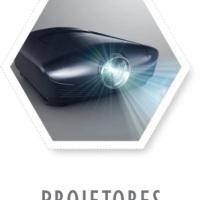 Locação de projetores