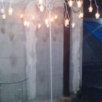 Árvore de velas