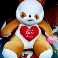Urso personalizado