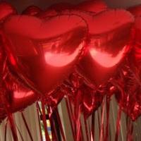 Balões Vermelhos