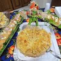 Comidinhas deliciosas juninas. Cardápios diferenciados
