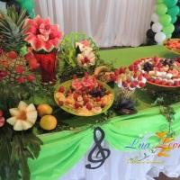 Frutas e Flores, combinação perfeita