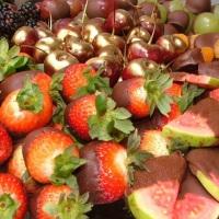 Frutas glaçadas