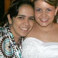 Maira com Luciana